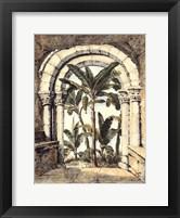 Hidden Garden II Framed Print