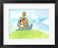 Framed Meadow Snail