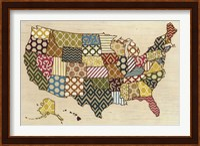 Framed United Patterns