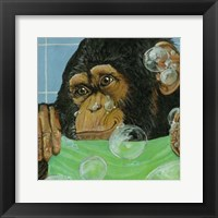 Framed Bubbles - James