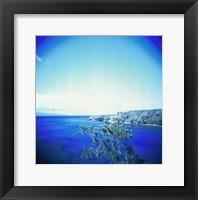 Framed Holga Hawaii I