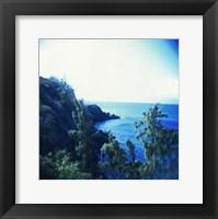 Framed Holga Hawaii II