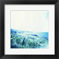 Framed Holga Hawaii III