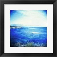 Framed Holga Hawaii V