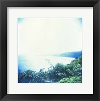 Framed Holga Hawaii VI
