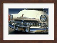 Framed '50 Ford Mercury