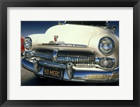 Framed '50 Ford Mercury