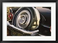 Framed '56 Thunderbird