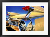 Framed '59 El Dorado Athens