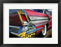 Framed '58 Buick Century - Holland