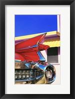 Framed '59 Cadillac El Dorado