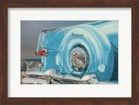 Framed '53 Packard Caribbean