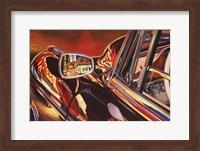 Framed '56 Mercedes