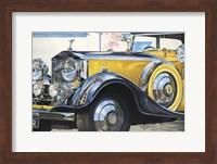 Framed '34 Rolls Royce