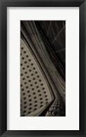 Framed Sepia Architecture V