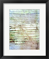 Beach Reflections II Framed Print
