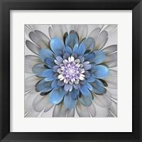 Framed Fractal Blooms III