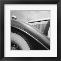 Framed '36 Dusenberg