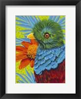 Framed Bird in the Tropics II