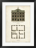 Framed Design for a Building III