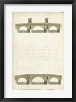 Framed Design for a Bridge I