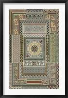 Framed Pompeian Design