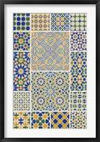 Framed Moorish Design
