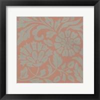 Ginter Coral II Framed Print