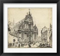 Framed Brussells