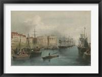 Framed Quay, Yarmouth