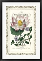 The Botanic Garden I Framed Print