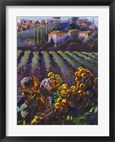 View of Tuscany Framed Print