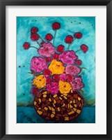 Framed Love & Roses