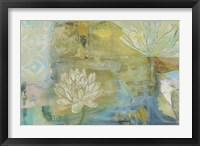 Framed Lotus Dream