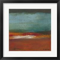 Sea Horizon II Framed Print