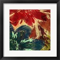 Framed Floragraph II