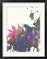 Framed Exuberant Splotch