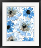 Water Blossoms I Framed Print