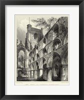 Framed Gothic Detail VIII