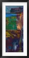 Exuberant II Framed Print