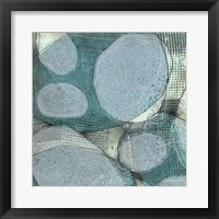 Intersected I Framed Print