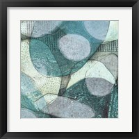 Intersected II Framed Print