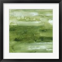 Malachite I Framed Print