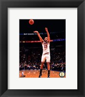 Framed Joakim Noah 2013-14 in action