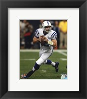 Framed Andrew Luck 2013 Action