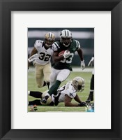 Framed Chris Ivory 2013 Action