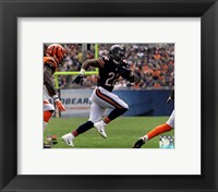 Framed Matt Forte in action 2013