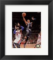 Framed Russell Westbrook 2013-14 Action
