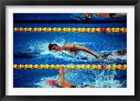 Framed Chad Senior - Modern Pentathlon - swim