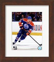 Framed Taylor Hall 2013-14 Action